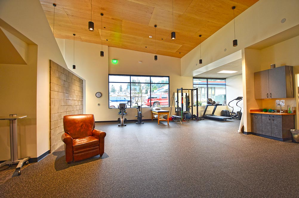 Kenmore physical therapy office open operatory after reno